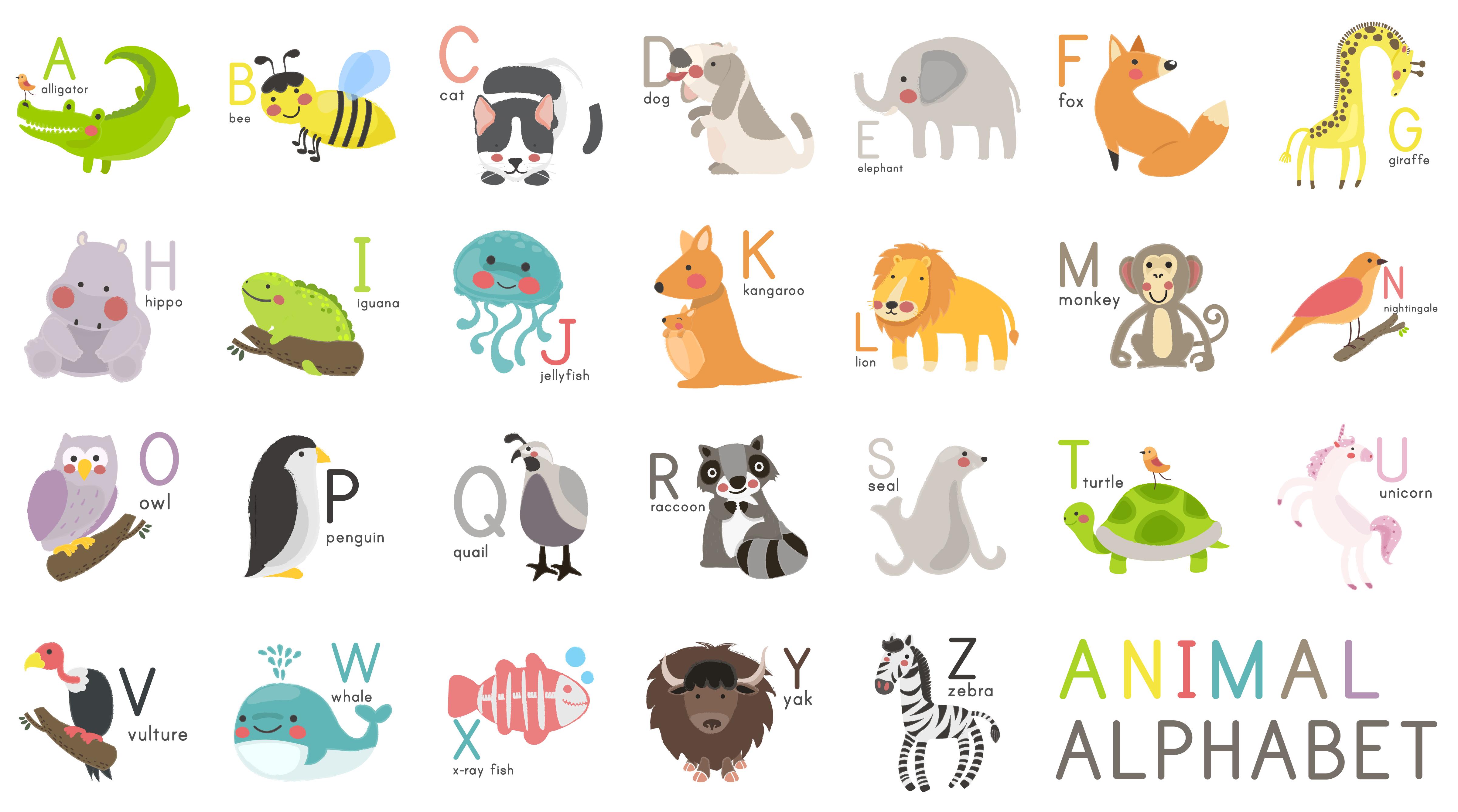 Английский алфавит с транскрипцией, материалы для детей ...